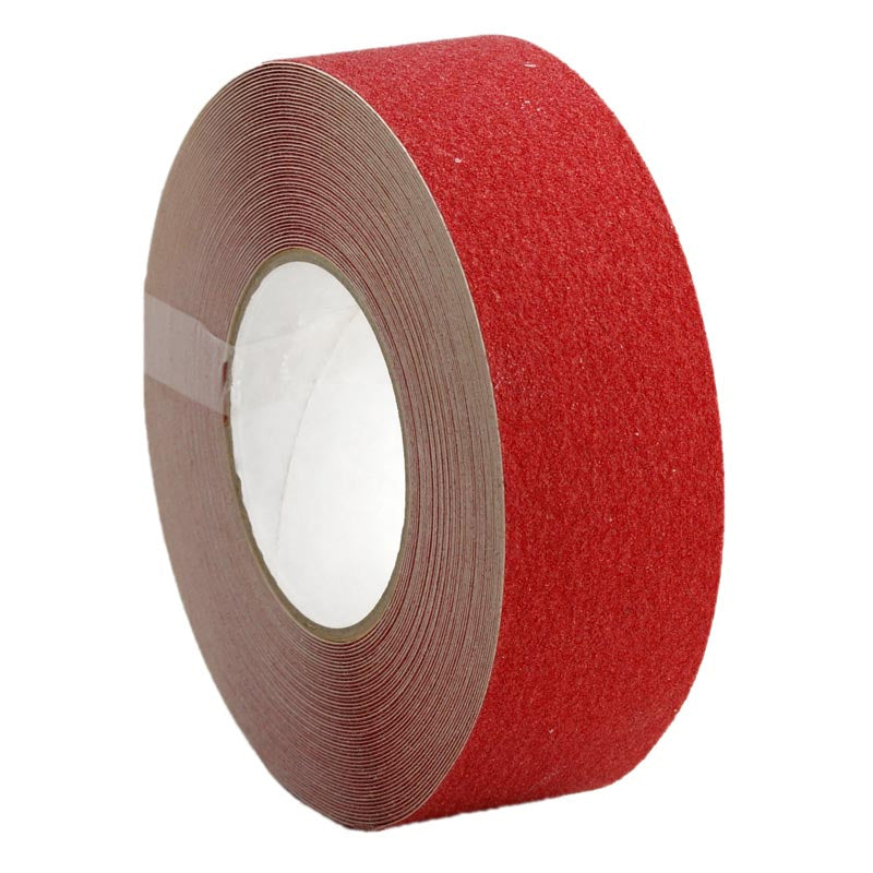 50mm x 18.3m Self Adhesive Anti-slip Tape – Red