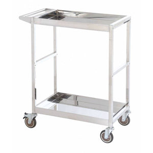 Signature Series Two Tier Stainless Steel - TS2-6004