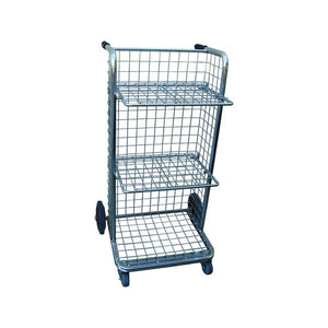 TSUPFT2 - Upright File Trolley