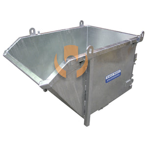 TU Low Profile Tipping Bins