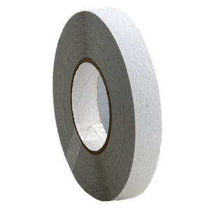 25mm 18.3m Self Adhesive Anti-slip Tape White