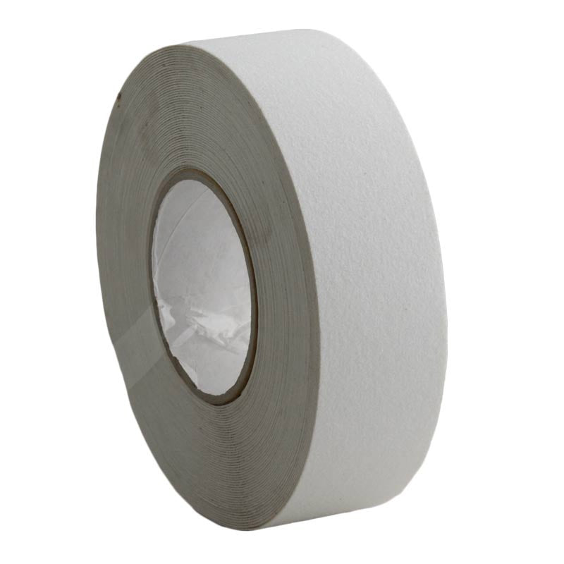 50mm 18.3m Self Adhesive Anti-slip Tape White