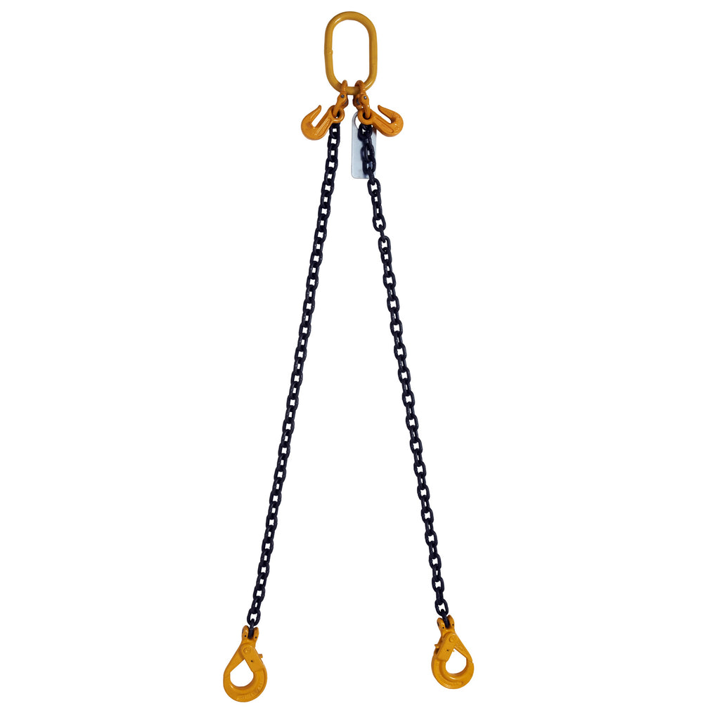 Two Leg Adjustable 4m Clevis Self-Lock Chain Slings