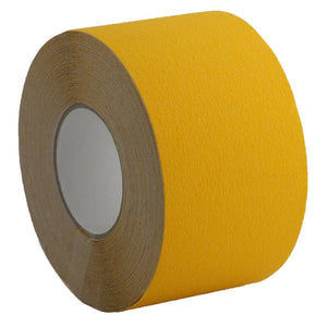 Self Adhesive Anti Slip Tape Yellow 100mm x 18.3m