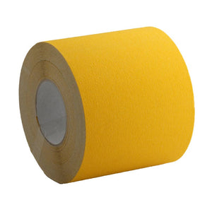 Self Adhesive Anti Slip Tape Yellow 150mm x 18.3m