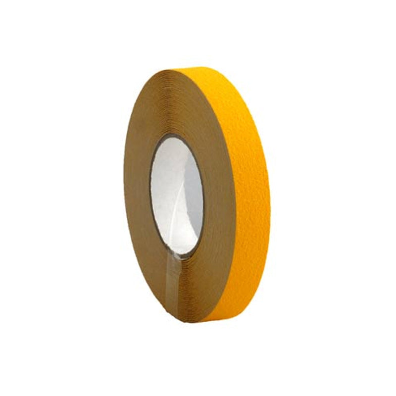 Self Adhesive Anti Slip Tape Yellow 25mm x 18.3m