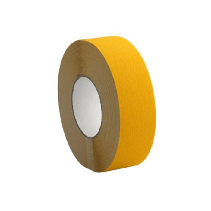 Self Adhesive Anti Slip Tape Yellow 50mm x 18.3m