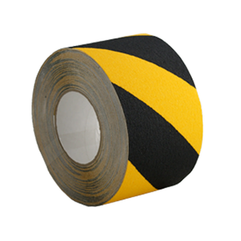 Self Adhesive Anti Slip Tape Yellow/Black 100mm x 18.3m