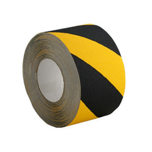 Self Adhesive Anti Slip Tape  Yellow/Black 150mm x 18.3m