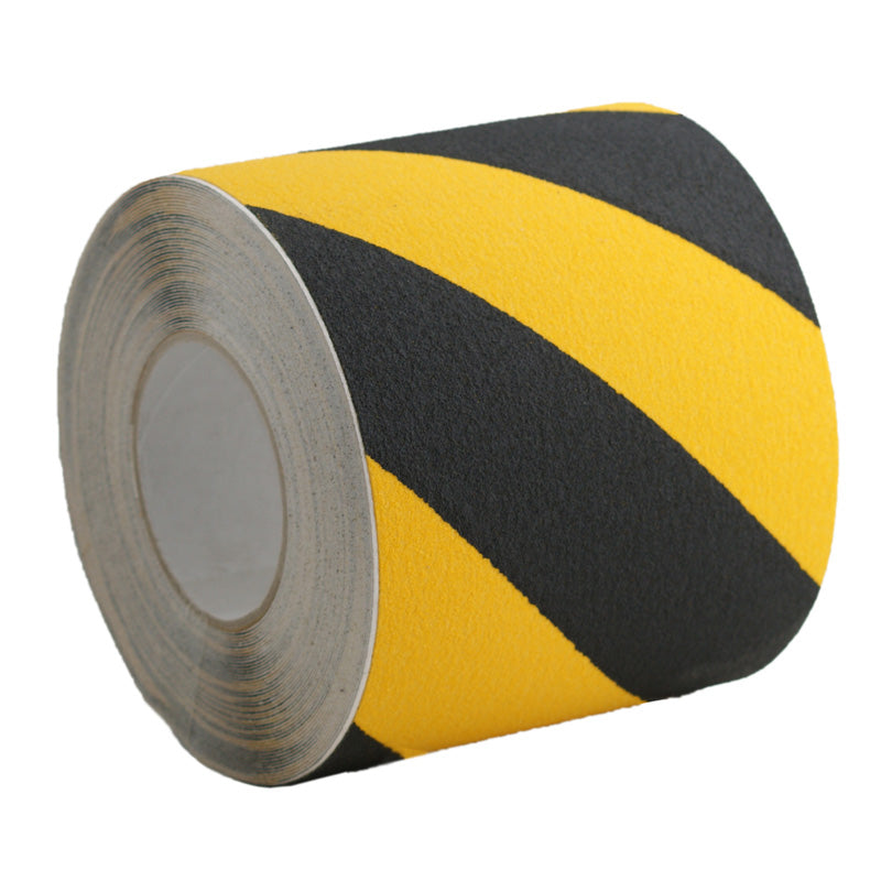 Self Adhesive Anti Slip Tape Yellow/Black 300mm x 18.3m