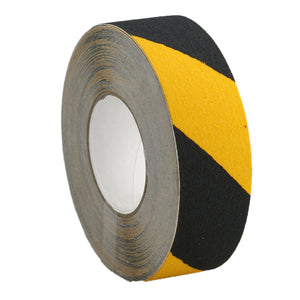 Self Adhesive Anti Slip Tape Yellow/Black 50mm x 18.3m