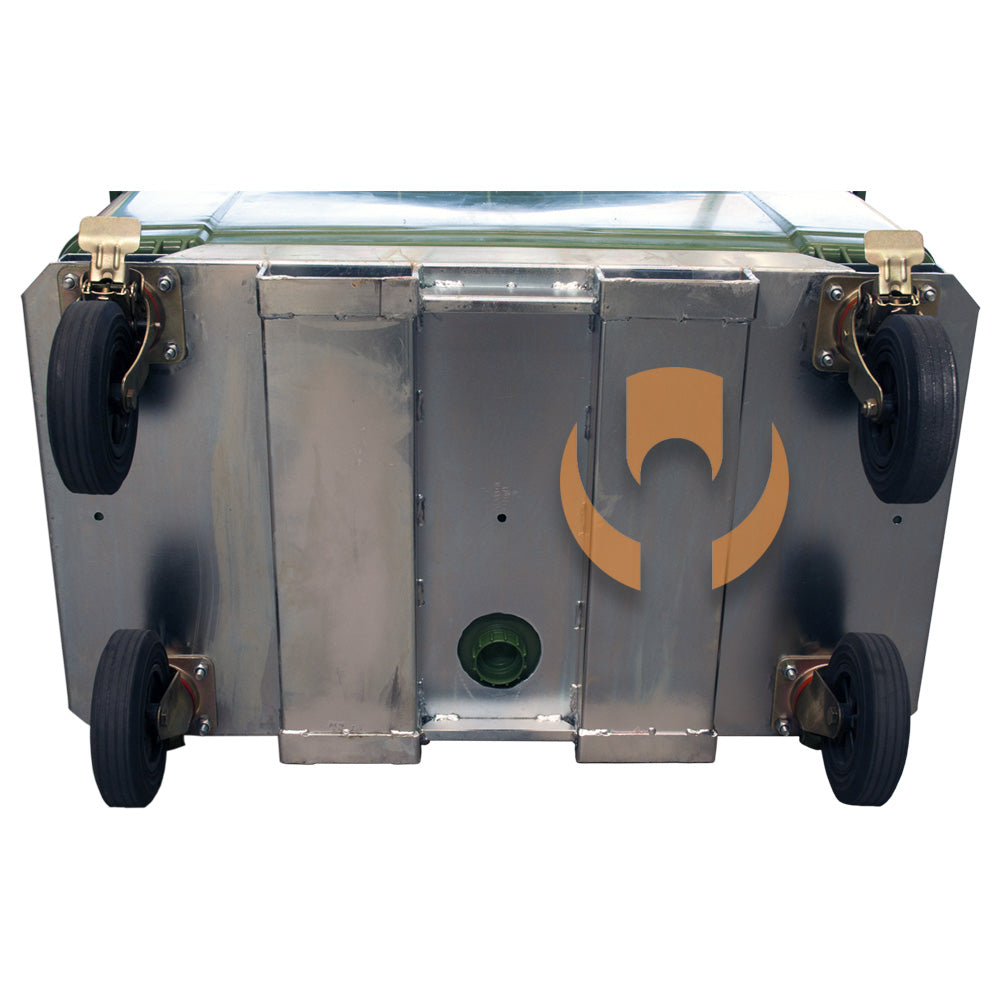 W660RB Wheelie Bin Rotator Base