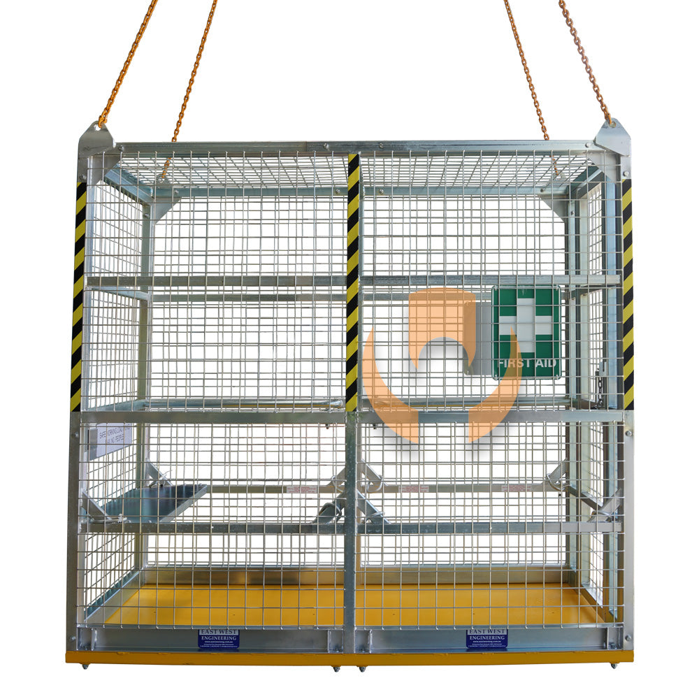 WP-NC2R-FAID First Aid Rescue Cage