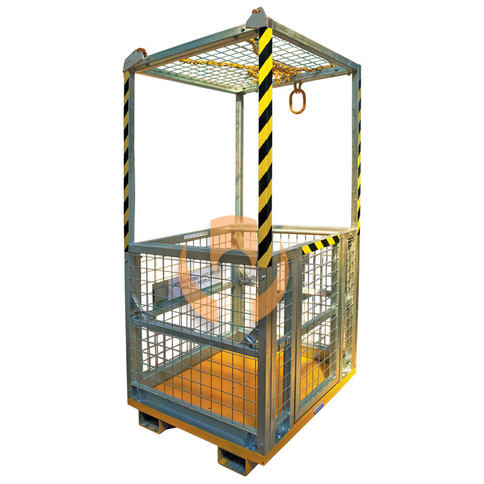 WP-NCR 4 Person Crane Cage 1.2m x 1.1m + Roof