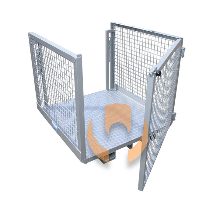 WP-OPG Order Picker Platform + Gate