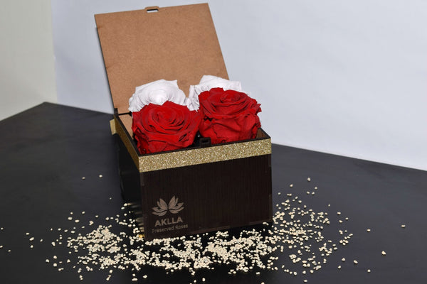 Valentine's Day -Square Box presentation
