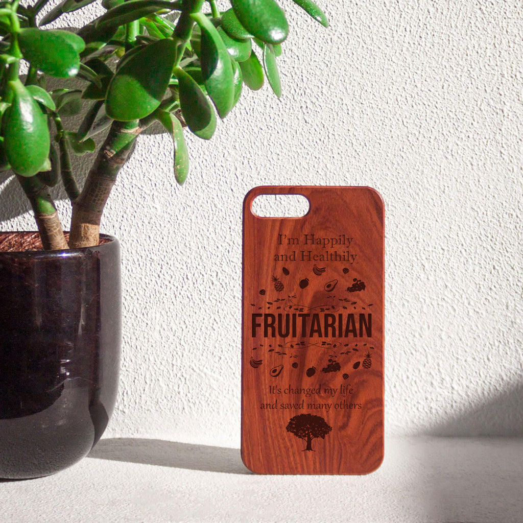 Fruitarian Phone Case