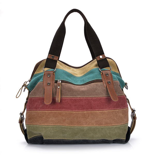 KATA - TRENDY DESIGNER CANVAS BAG