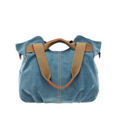 LEIEA - PREMIUM CANVAS SHOULDER BAG