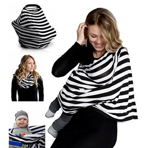Nursing breastfeeding cover scarf - Accessories - Bentyz