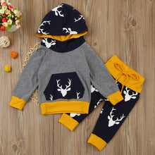Autumn & winter warm outfit - Set - Bentyz