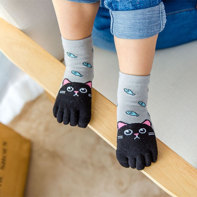 Animal toe socks - socks - Bentyz