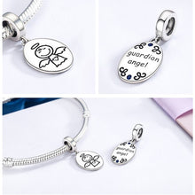 Baby / Family pendant beads - 925 Sterling Silver - Jewelry - Bentyz