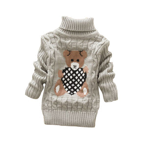 Nice warm winter sweater - sweater - Bentyz