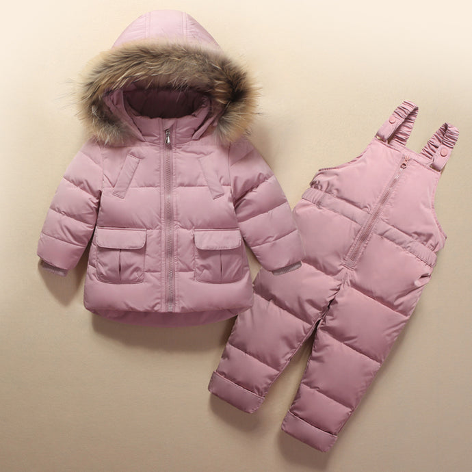 Kids snowsuit - coat - Bentyz