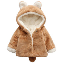 Fur winter coat-coat-Bentyz