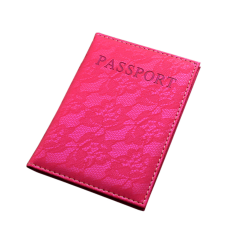 Catch Flights Not Feelings Passport Cover - Non U.S. - Cutely Covered