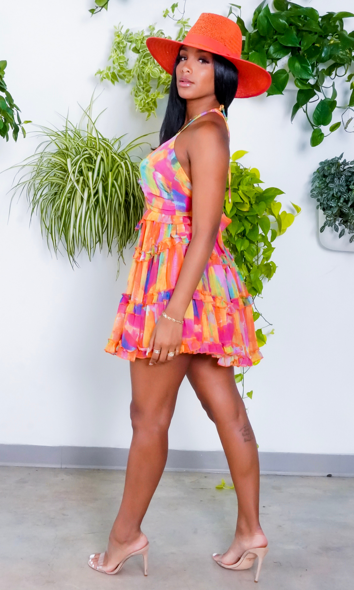 Summertime Fine | Colorful Dress