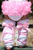Ballerina Bow Leg Warmers | Faith Baby Christian Clothing and Apparel
