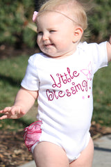 Little-Blessing-Onesie-FaithBaby.com