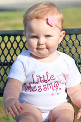 FaithBaby-Little-BLessing-Onesie
