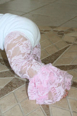 Faith Baby | Pink Leggings
