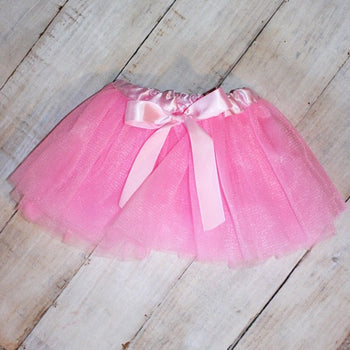Pretty in Pink Infant Baby Tutu | Faith Baby Christian Gifts