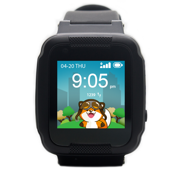 Lilo Kid's Watch (Black)