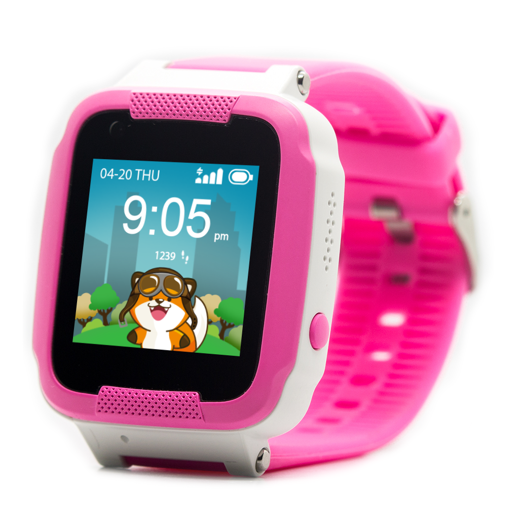 Lilo Kid's Watch (Pink)