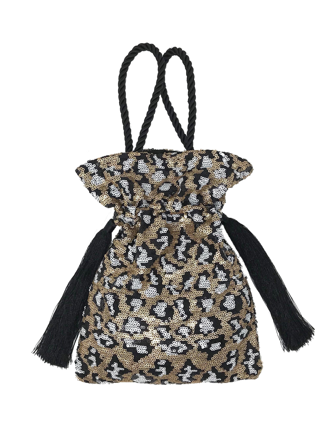 Amaya bag leopard