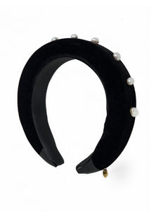 Diana headband black