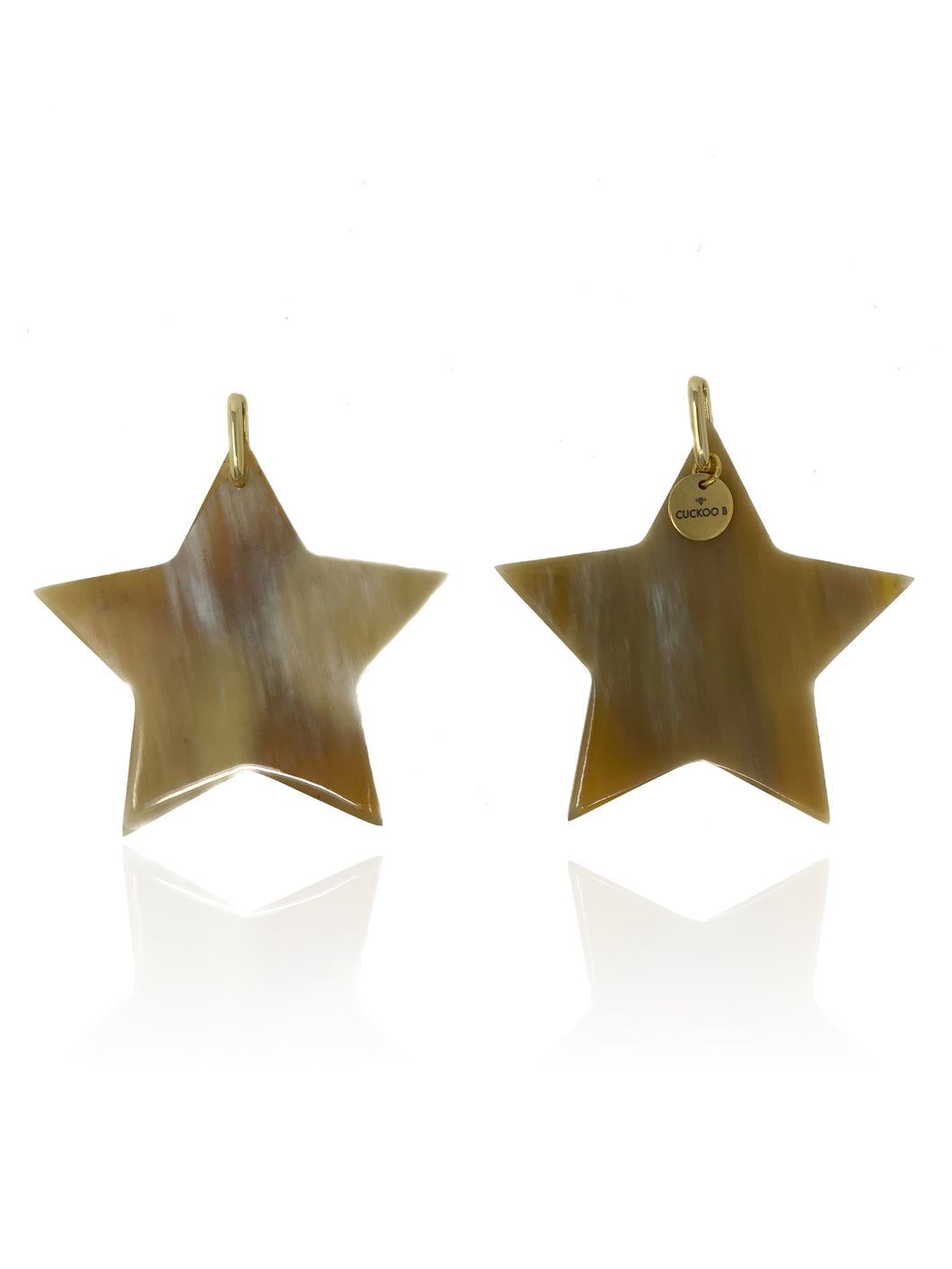 Francoise earrings caramel