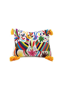 Renata Pillow Cover Yellow