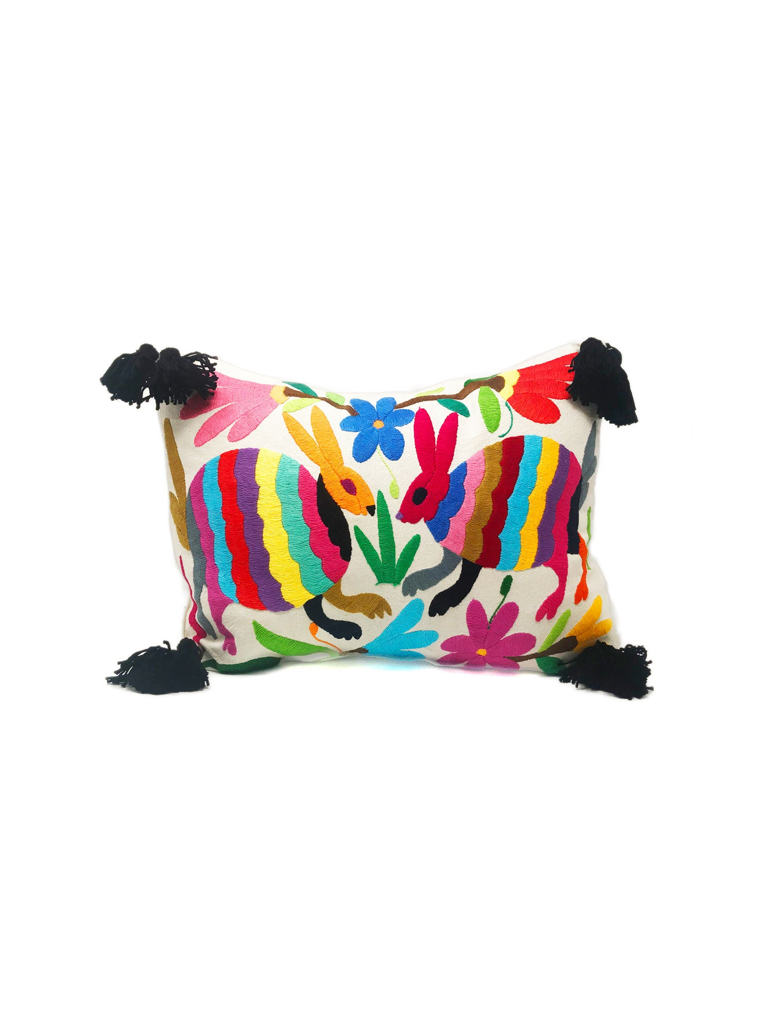 Renata Pillow Cover Black