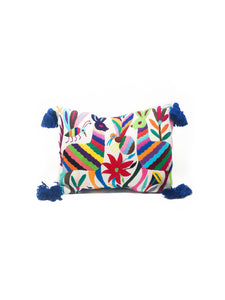 Renata Pillow Cover Blue