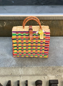 Clarisa bag rainbow