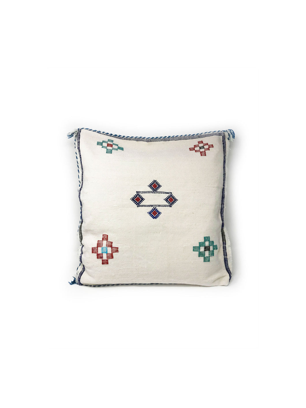 Violeta Pillow Cover White