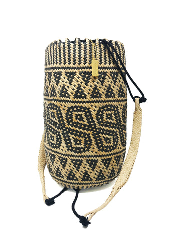Cuckoo B Alma Backpack Bali Indonesia Rattan