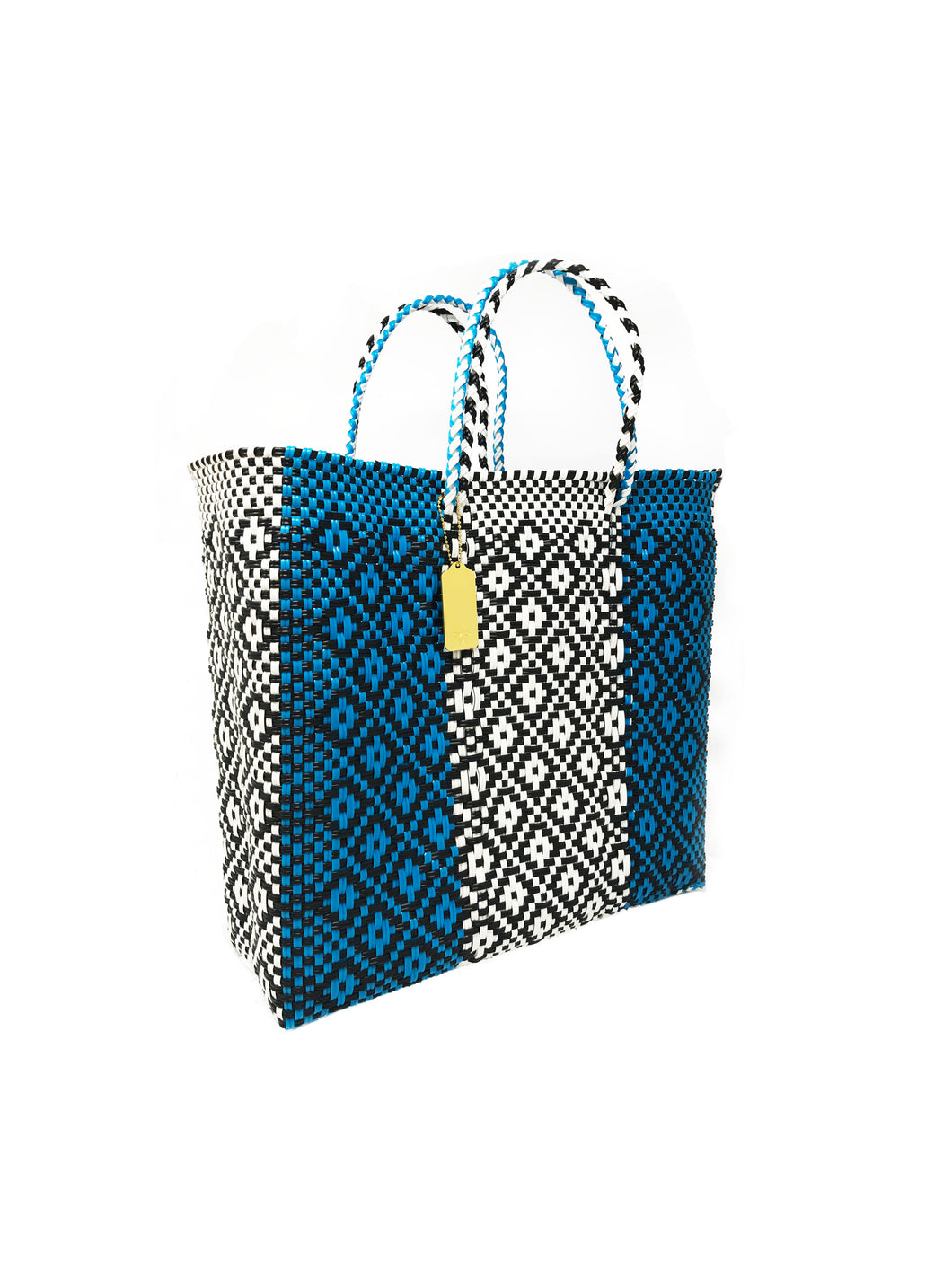 Lupe Bag Turquoise