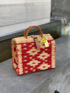 Clarisa bag red